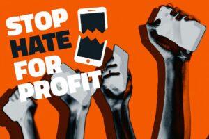 stop hate profit