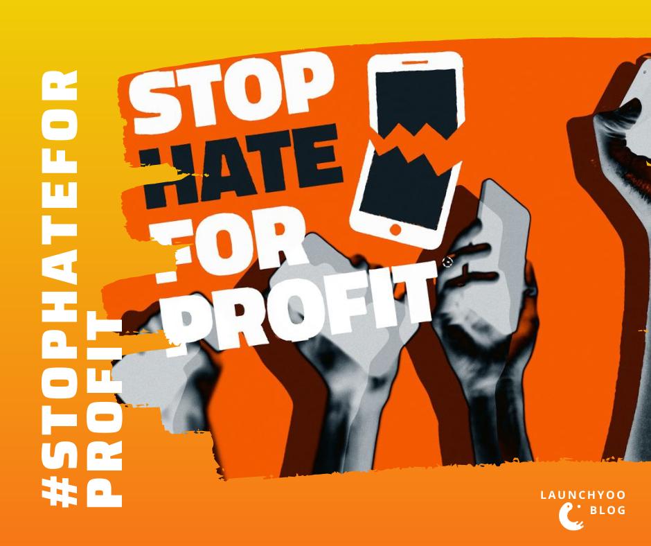 Los Anuncios y el movimiento #stophateforprofit