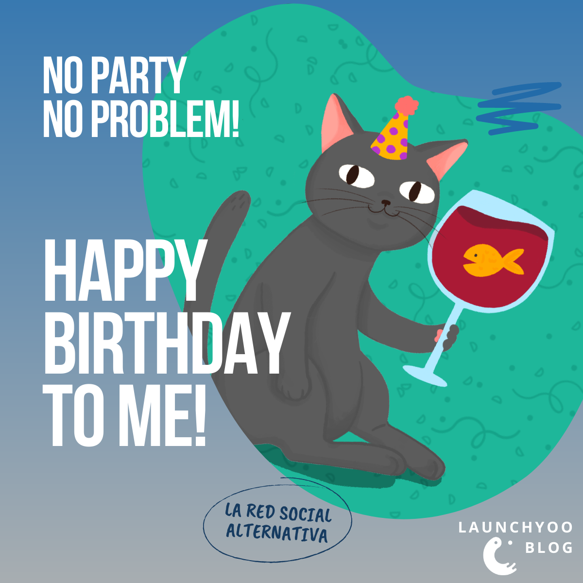 Happy birthday Launchyoo!